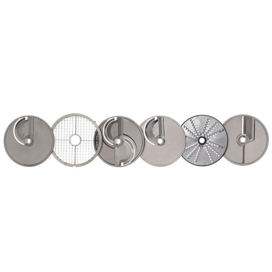 Hobart 15PLATE-6PACK 6-Plates w/ Wall Rack