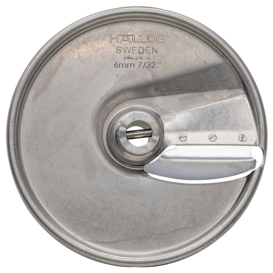 "Hobart 3SLICE-7/32-SS .21"" Fine Slicer Plate 6-Millimeter for FP300 FP350 & Food Processor Stainless"