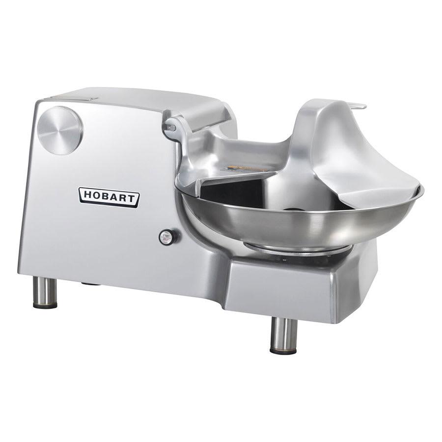 Hobart 84186-1 1 Speed Buffalo Chopper Food Processor w/ Side Dishcharge, 115v