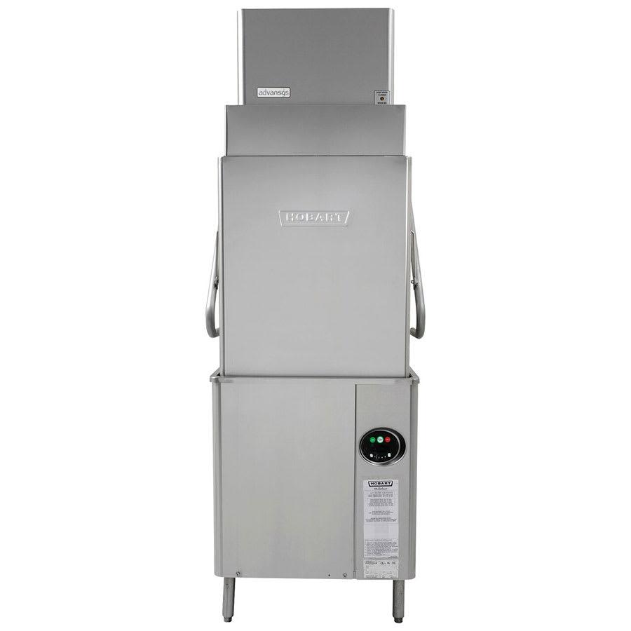 Hobart AM15VLT-6 Electric High Temp Door-Type Dishwasher w/ High Hood, 208-240v/1ph