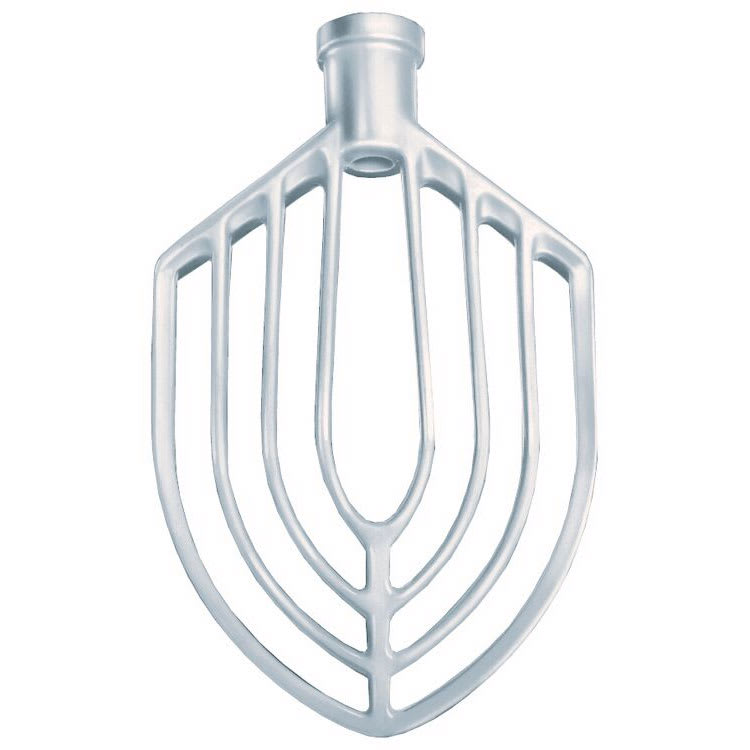 Hobart BBEATER-HL80 80-qt Replacement Flat Beater For Hobart HL800 & HL1400 Legacy Mixers Aluminum