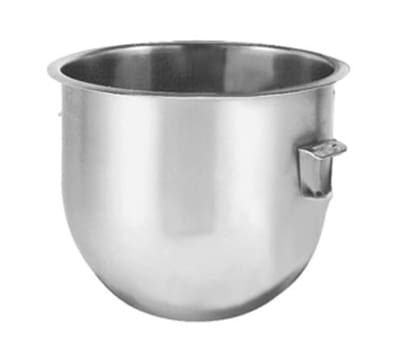 Hobart BOWL-SST212 12-qt Replacement Mixing Bowl For A200 Mixers Stainless