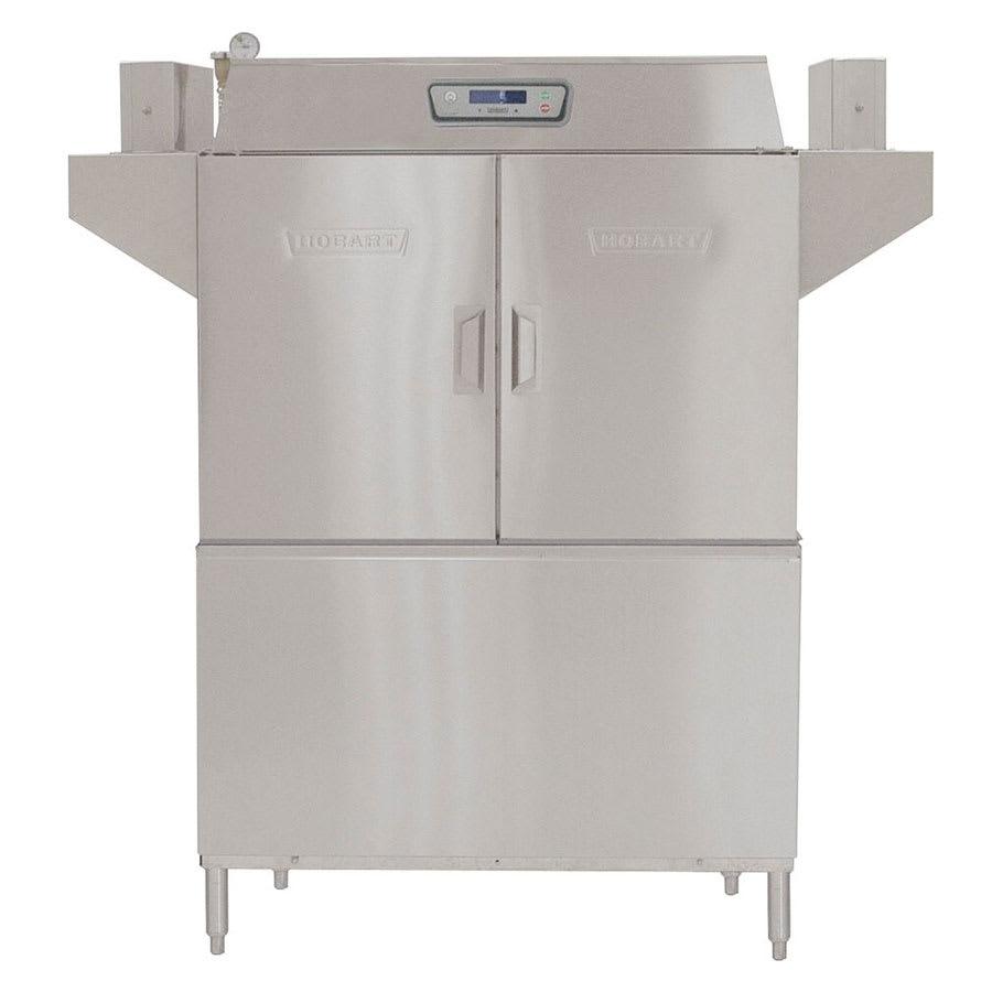 "Hobart CL44E-8 44.75"" High Temp Conveyor Dishwasher w/ Electric Tank Heat, 208v/3ph"