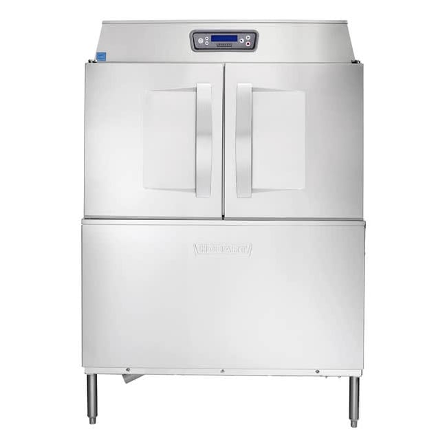 "Hobart CL44EN-BAS6 58"" High Temp Conveyor Dishwasher w/ Electric Tank Heat, 208v/3ph"