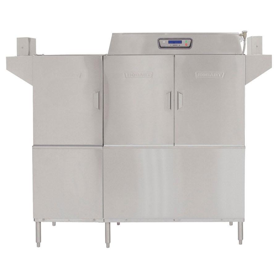 "Hobart CLPS66E-10 66.75"" High Temp Conveyor Dishwasher w/ Electric Tank Heat, 480v/3ph"