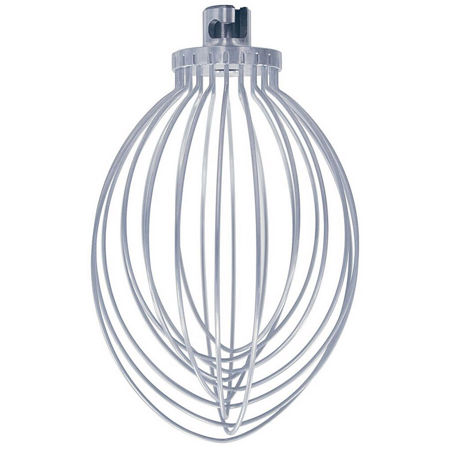 Hobart DWHIP-SST212 12-qt Replacement Wire Whip For A200 Mixers Stainless