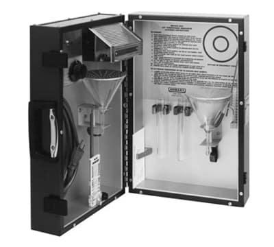 Hobart F101-2 Ground Beef Portable Fat Percentage Measuring Kit 230/1 V