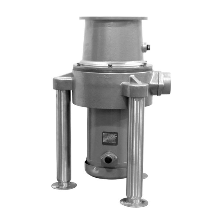 Hobart FD4/300-1 Basic Disposer Unit, 3 HP Motor, 208/3v