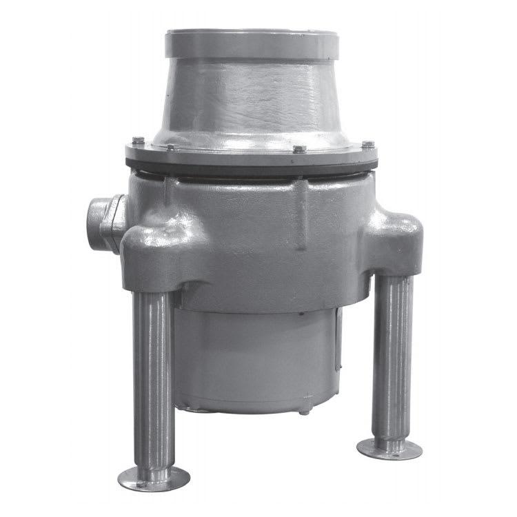 Hobart FD4/500-9 Basic Disposer Unit, 5-HP Motor, 200/3v