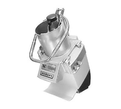 Hobart FP250C-1 Correctional Food Processor w/ Full Size Hopper, 17-lb/ Minute