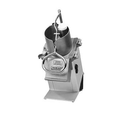 Hobart FP350C-1 Correctional Food Processor Unit w/ Full Size Hopper, 26-lb/Minute