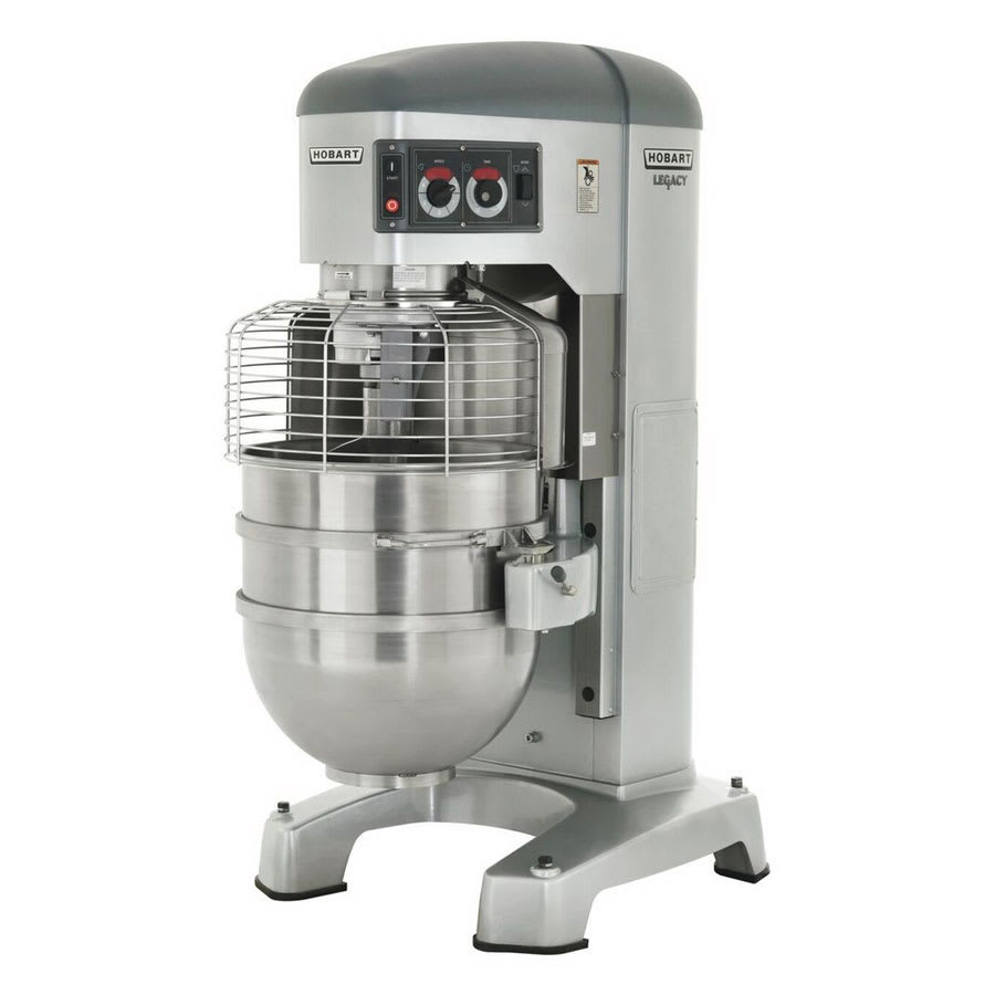 Hobart HL1400-2STD 140 qt Planetary Mixer - Floor Model, 5 hp, 380-460v, 3ph