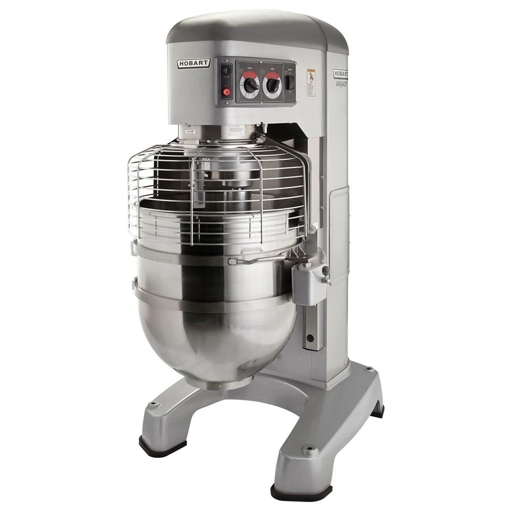 Hobart HL1400C-2STD 140-qt Correctional Planetary Mixer w/ 4-Fixed Speeds, 380-460/3 V