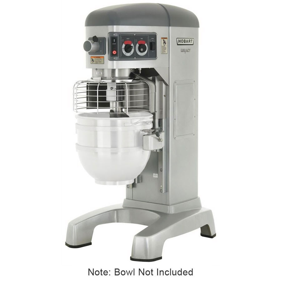 Hobart HL662-1 60-qt Planetary Pizza Mixer Unit w/ 2-Fixed Speeds, 200-240/1 V