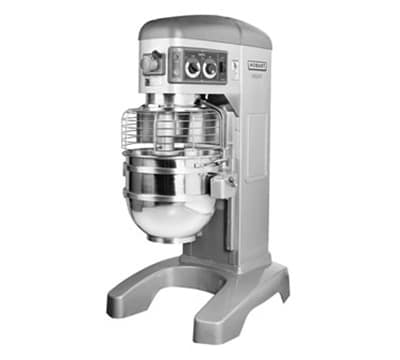 Hobart HL662-70STD 60-qt Planetary Pizza Mixer w/ 2-Fixed Speeds, Export Voltage