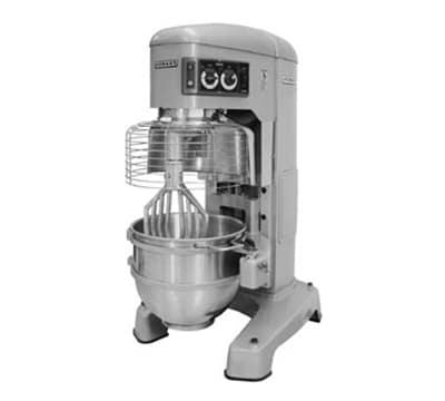 Hobart HL800-2 80-qt Planetary Mixer Unit w/ 4-Speeds & Power Bowl Lift, 380-460/3 V