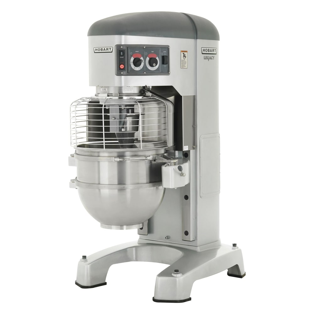 Hobart HL800-2STD 80 qt Planetary Mixer w/ 4 Fixed Speeds & Stainless Bowl, 380 460/3 V