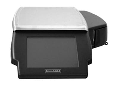Hobart HLX-1GR Wired Service Scale w/ 7-in Color Display, 2-GB Flash Storage & 512-MB RAM