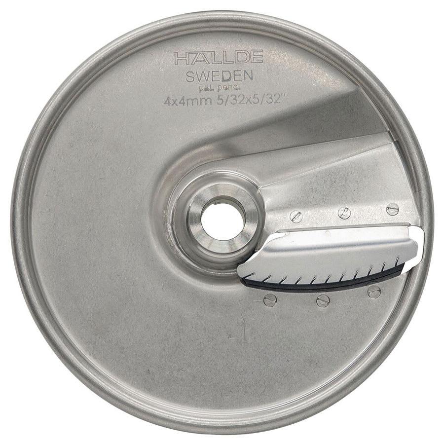 """Hobart JUL-5/16-SS .31"""" Julienne Plate 8.0 MM for FP100 Food Processor"""