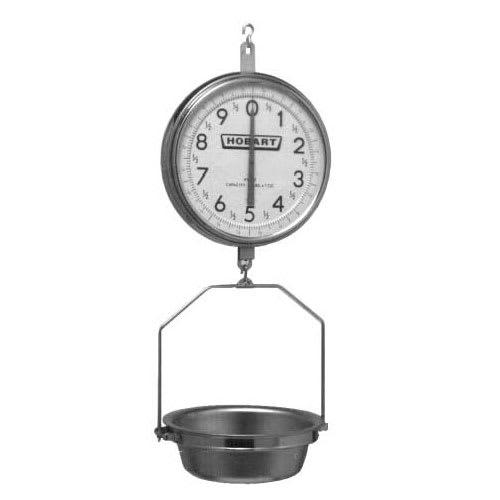 Hobart PR30-1 Hanging Dial Scale w/ 30 lb x 1 oz Capacity