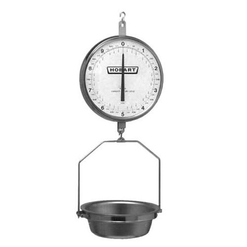 Hobart PR30-2 Hanging Dial Scale w/ 30 x .05 lb Capacity