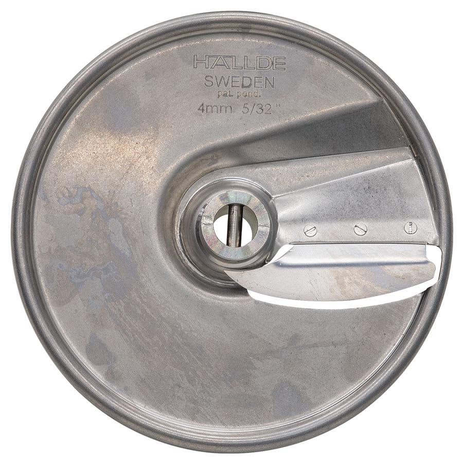 """Hobart SLICE-5/32-SS .15"""" Fine Slicer Plate for FP100 Food Processor 4-Millimeter"""