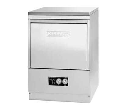 Hobart SR24C-5 Undercounter Dishwasher w/ Rack Guide & Sanitizer Pump, 14-Rack/Hr