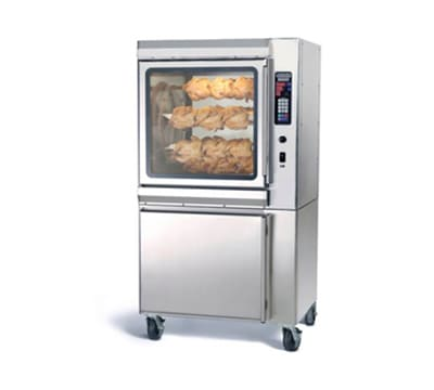 Hobart STANDKA7E Stand w/ Pull Out Shelf & 4.25-in Casters, Fits KA7E Rotary Oven
