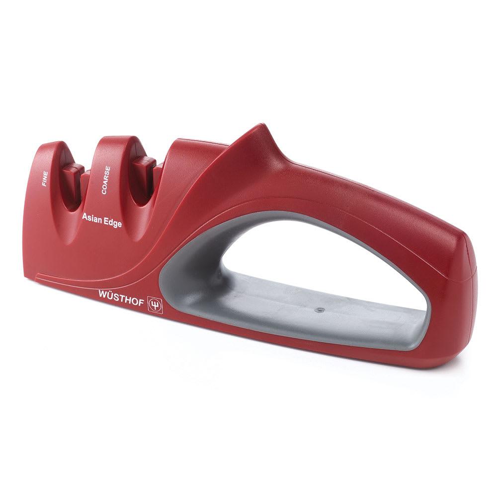Wusthof 2927-7 2-Stage Handheld Asian Knife Sharpener