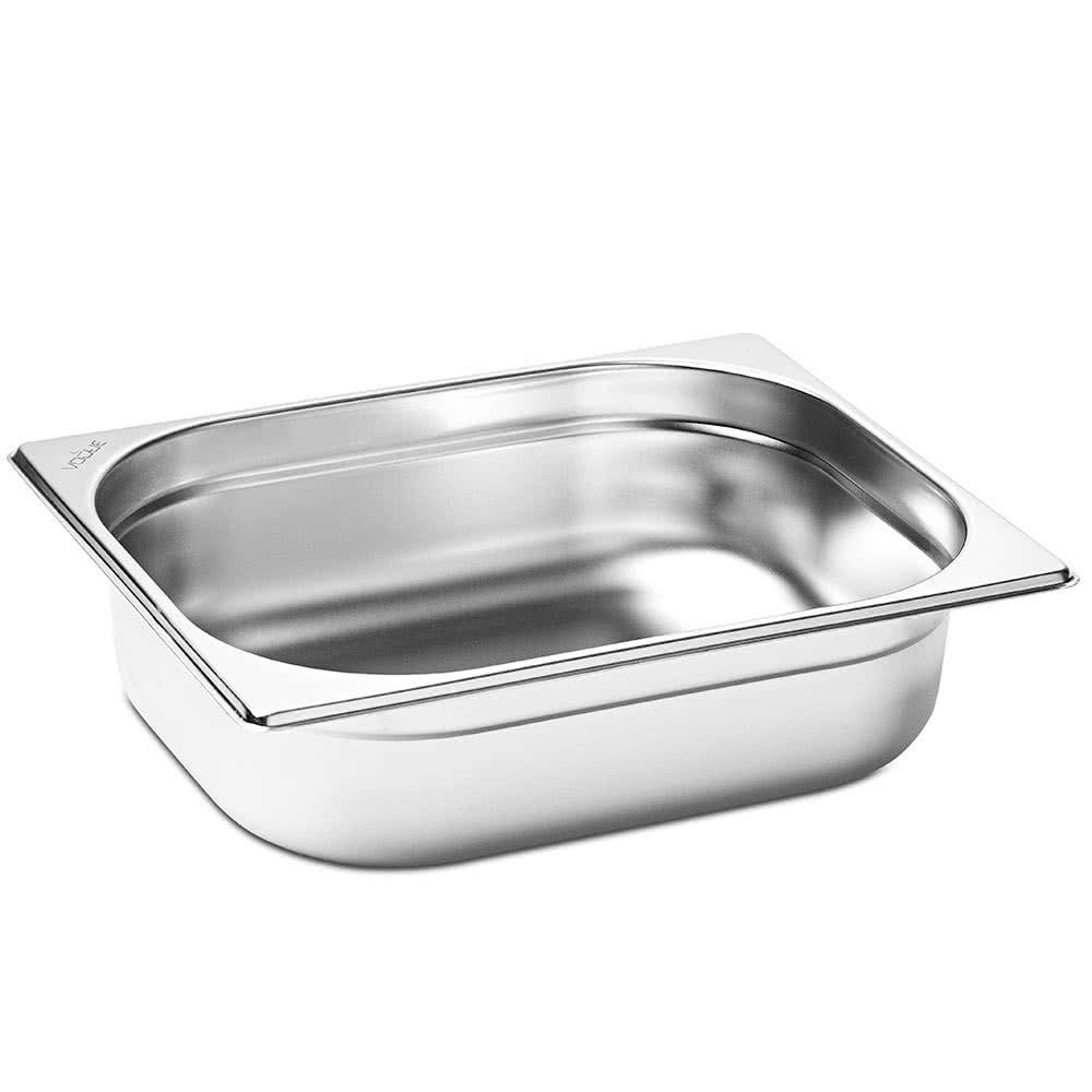 Merrychef 32Z4028 Half-Size Steam Pan for eikon™ e3, e4, e5, & e6 Series Ovens, Stainless