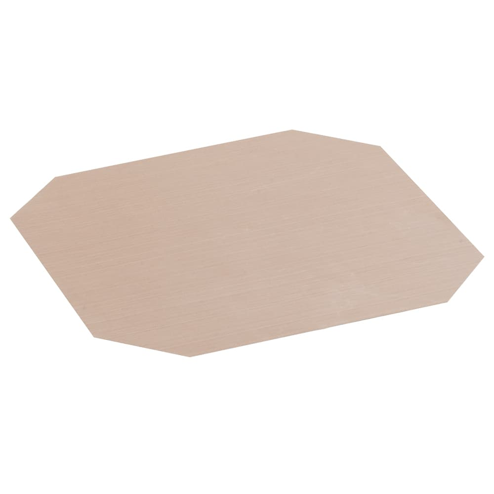 "Merrychef 32Z4088 11.2"" Solid Cook Plate Liner for eikon™ e2s Series Ovens - Solid, Natural"