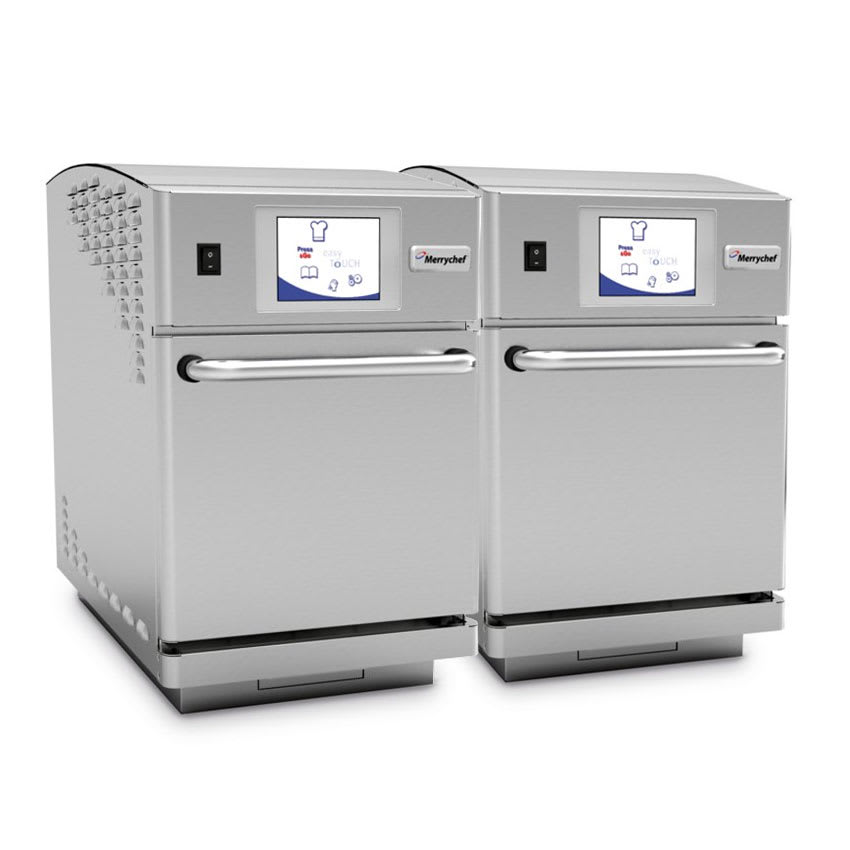 Merrychef E2T High Speed Countertop Twin Convection Oven, 208/240v/1ph