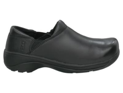 Mozo 3703 Slip Resistant Women's Forza Clog Style Shoes w/ Gel Insole, Size 7