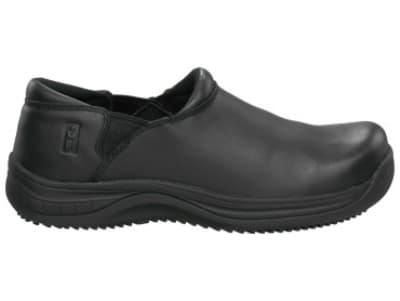 Mozo 3803EEE - 11.5 Slip Resistant Men's Forza Clog Style Shoes, Wide Width, Gel Insole, Size 11.5