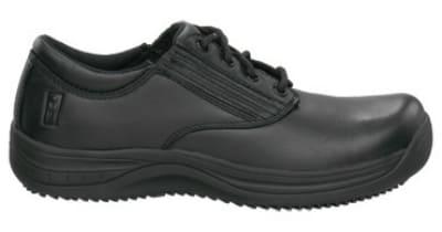 Mozo 3804 - 13 Men's Notte Leather Lace-Up Shoe w/ Elastic Goring, Size 13
