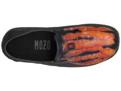 Mozo 3815 - 9 Sharkz Bacon Men's Uniframe Restaurant Shoes, Gel Insole, Size 9