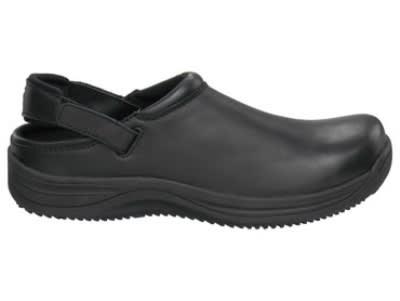 Mozo 3826 - 9.5 Men's Vitto Slip Resistant Clog w/ Removable Strap, Size 9.5