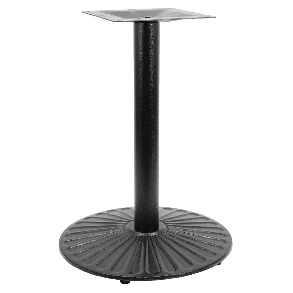 """Art Marble Z14-22D 28.75"""" Base - Indoor/Outdoor, Dining Height, Cast Iron"""