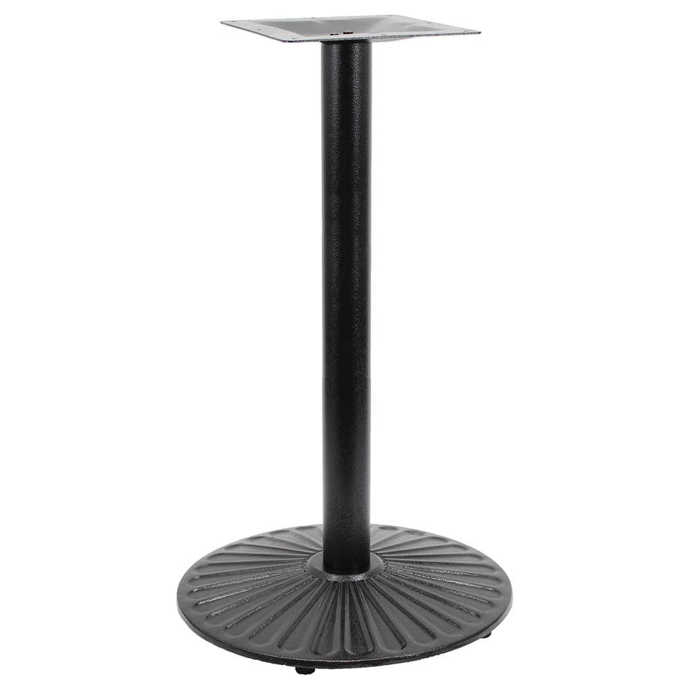 "Art Marble Z14-22H 40.75"" Base - Indoor/Outdoor, Bar Height, Cast Iron"