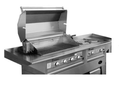 Big Johns Grills & Rotisseries 28ROTISSS Rotisserie Assembly For SSCH-28, 115 V