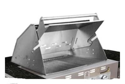 Big Johns Grills & Rotisseries 40HOODBI Stainless Steel Cooking Hood For SSCC-40 Built-Ins