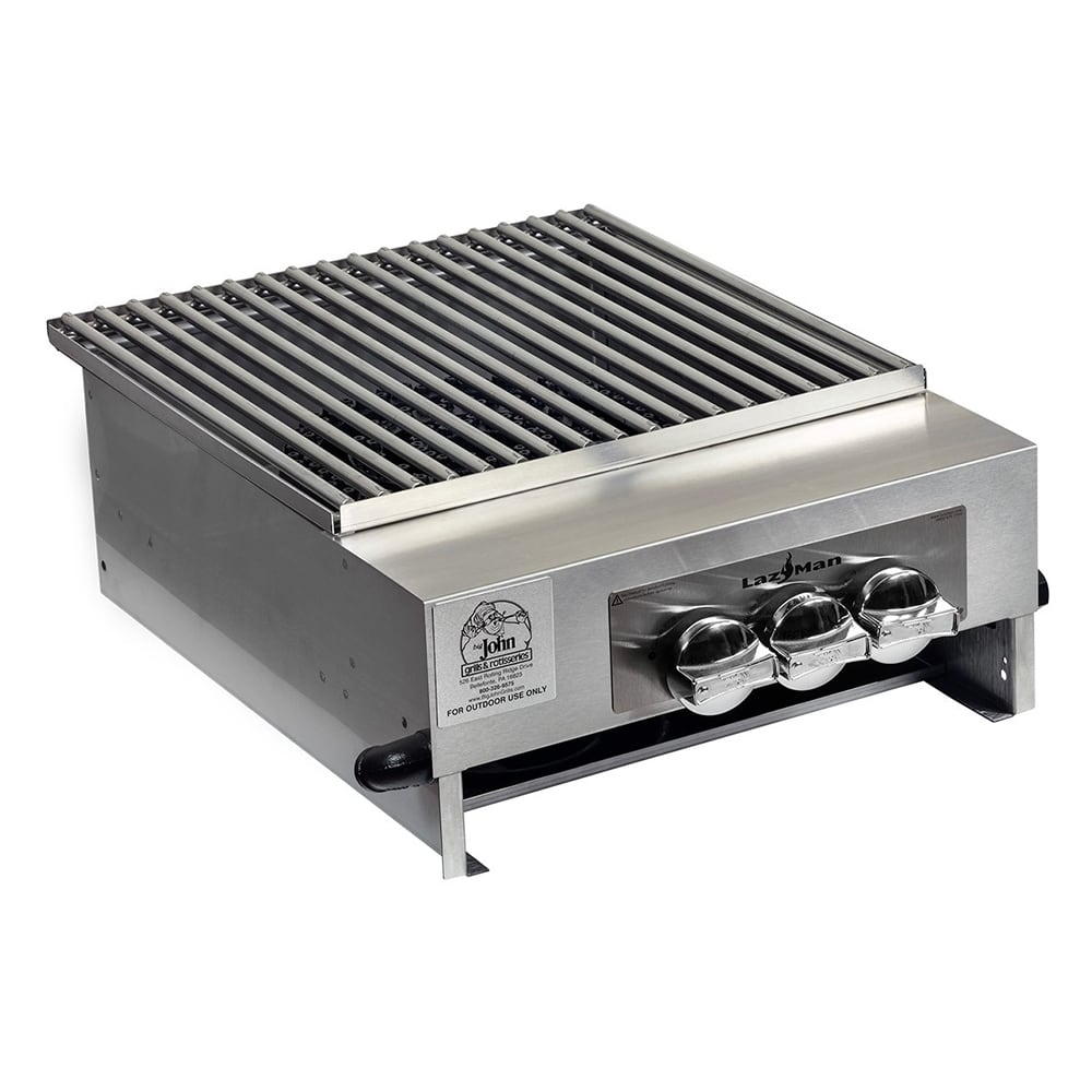 Big Johns Grills & Rotisseries A1TS/60-LP 60,000-BTU Built-In Utility Stove, LP