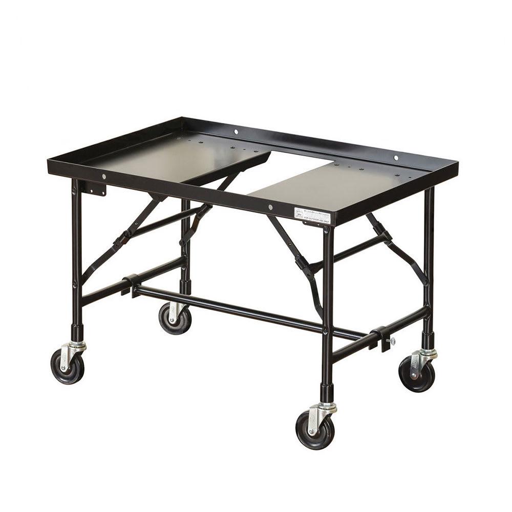 Big Johns Grills & Rotisseries A2FC Folding Leg Cart For A2P
