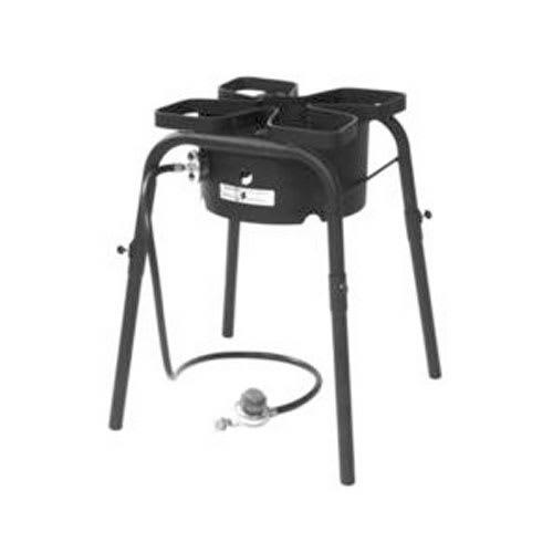 Big Johns Grills & Rotisseries SH140L Single Burner Cooker, 60000-BTU