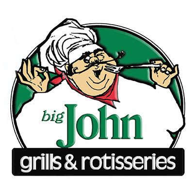 Big Johns Grills & Rotisseries SSGRID-6 2-Piece Stainless Steel Griddle For 6SDG