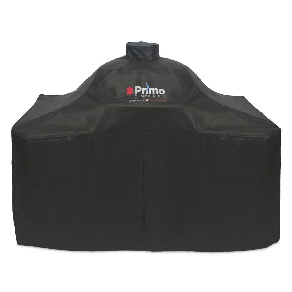 Primo PRM410 Grill Cover For Oval XL Or Kamado In Table