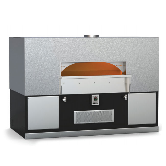 Wood Stone FIREDECK11260 Gas Stone Hearth Deck Oven - Cast-Ceramic