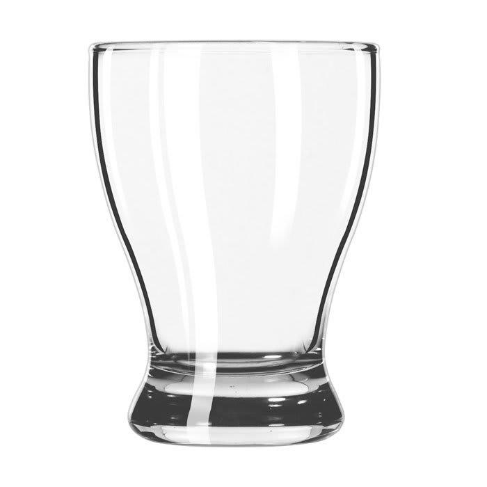 Libbey 12267 7 oz Atrium Juice Glass w/ Heavy Base