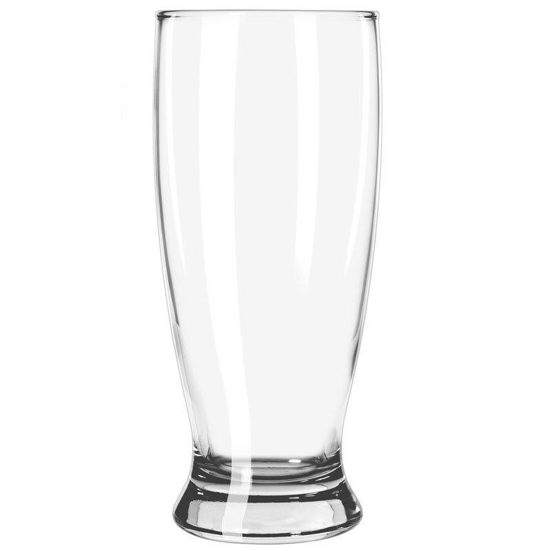 Libbey 12269 16 oz Atrium Cooler Glass w/ Heavy Base