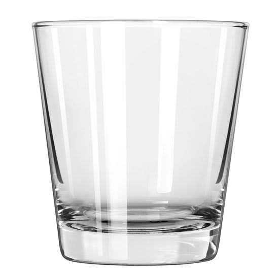 Libbey 127 6.5-oz Old Fashioned Glass - Heavy Base